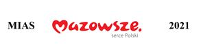 Logo Samorządu Województwa Mazowieckiego oraz Mazowieckiego Instrumentu Aktywizacji Sołectw MAZOWSZE 2021